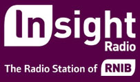 Insight Radio logo